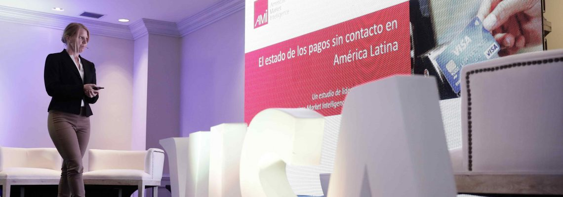 Contactless payment: New technology to reduce use of cash in LatAm