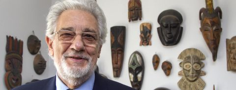 Placido Domingo aiming to popularize opera with TV reality show
