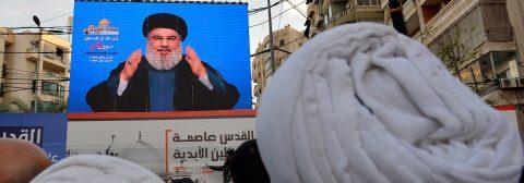 Estados Unidos sanciona a Hasan Nasralá y otros cuatro líderes de Hizbulá