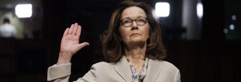 Senate confirms Haspel as first female CIA chief