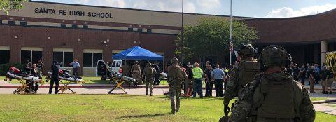 10 Dead in US school shooting