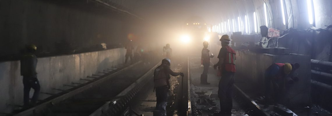 New metro line nears completion in Mexico's Guadalajara