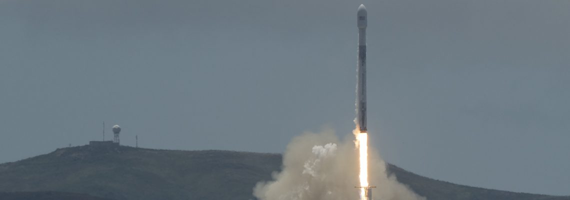NASA mission blasts off to help better manage Earth's water resources