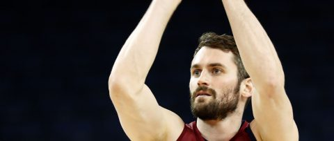 Cavs' Kevin Love still in doubt ahead of NBA Finals Game 1