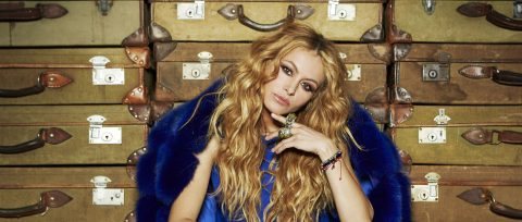 Mexican singer Paulina Rubio explores reggaeton with 1st record in 7 years