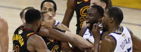 NBA fines Cavaliers' Tristan Thompson $25,000 after altercation