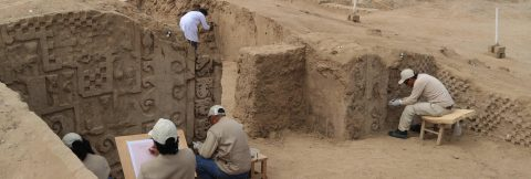 Largest pre-Columbian adobe city still holds surprises for archaeologists
