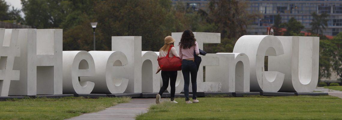 La belleza de la UNAM evoca las raíces prehispánicas de México