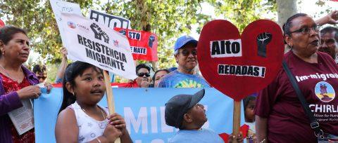 México, Ecuador, Colombia y Guatemala piden a la CIDH proteger menores migrantes