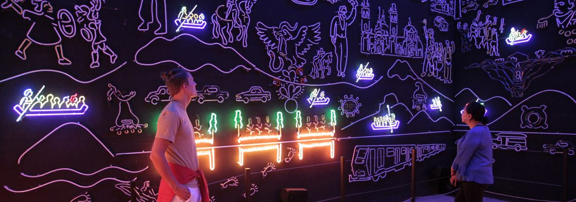 Expo invites Mexico City to discover new ways of thinking