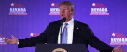 """Trump atiza el debate y afirma que sin él """"millones"""" llegarían ilegalmente a EE.UU."""