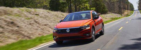 The new 2019 Volkswagen Jetta