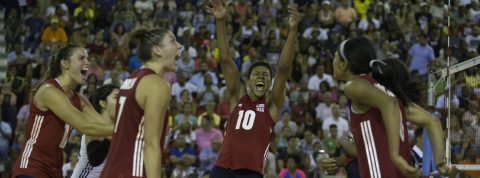 US wins Women's Pan-American Volleyball Cup