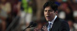 """Kevin de León llama a electores a una """"rebelión"""" de California"""