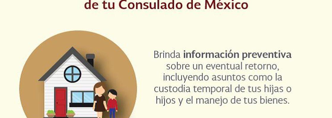 Consulado a Tu Lado: Conoce el Centro de Defensoría de tu Consulado