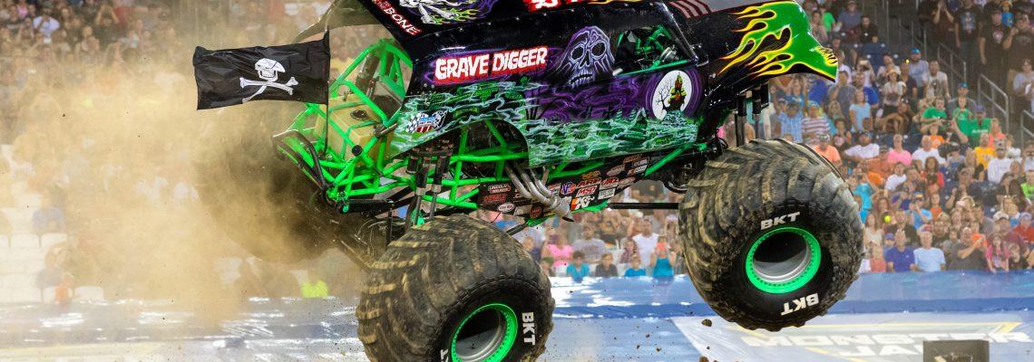Monster Jam® regresa este verano al norte de California con el debut en el Área de la Bahía de un evento lleno de acción dentro de una arena