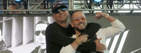 Wisin & Yandel to lauch first album together in 5 years