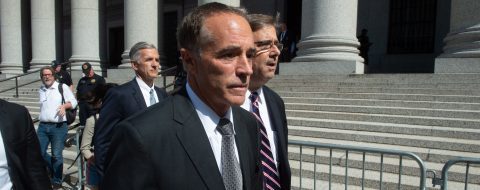 US congressman charged with insider trading