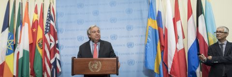 Guterres hails approval of Chile's Bachelet as UN rights chief