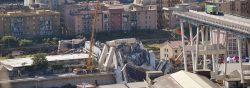 Autoridades italianas elevan a 37 los muertos en el derrumbe de Génova