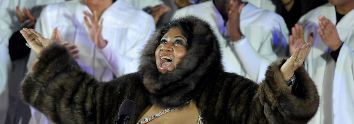 """Aretha Franklin, the """"Queen of Soul,"""" dies at 76"""
