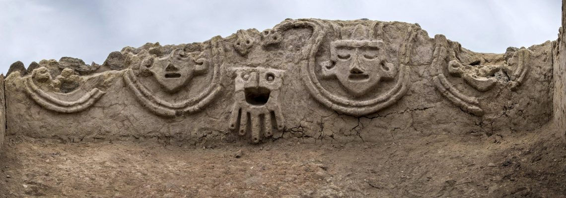 3,800-Year-old wall found in Peru