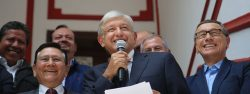 Lopez Obrador promises to rescue Mexican rural areas