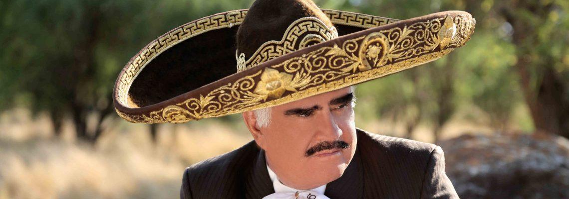 "Vicente Fernández lanza ""Más romántico que nunca"", primer disco tras retiro"