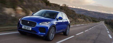 Jaguar apuesta mucho con el nuevo E-Pace