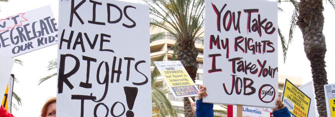Unos 180 niños migrantes separados de sus padres están bajo custodia de Estados Unidos
