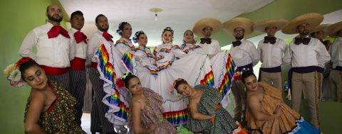 Jalisco folk ballet promotes respect for sexual diversity in Mexico