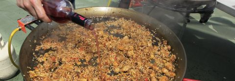 Tapatour teaches Mexico to make rice as it's done in Castile and Leon