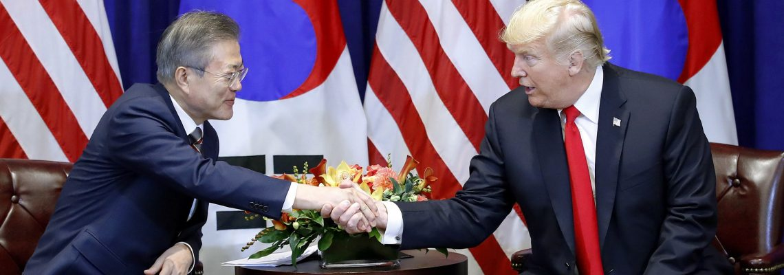 Trump signs revised trade pact with South Korea