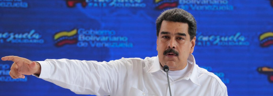 Maduro deplores US sanctions on his wife, asks that he be attacked instead