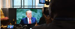 Trump provoca risas en la ONU con una hiperbólica defensa de sus hazañas