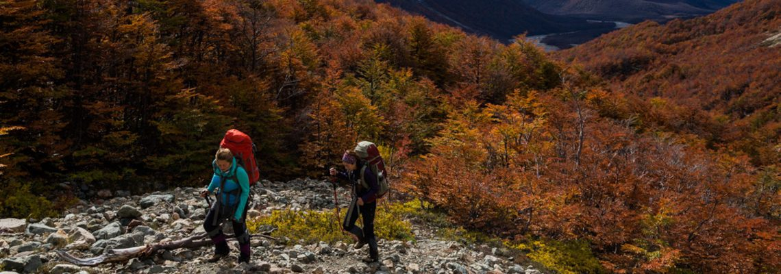 Chile to create new network of hiking trails in Patagonia