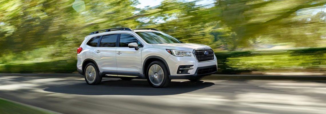 Subaru Ascent. Segundas partes pueden ser muy buenas