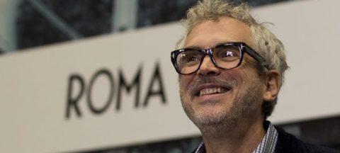 "Cuaron's ""Roma"" to represent Mexico in Oscars, Goyas"
