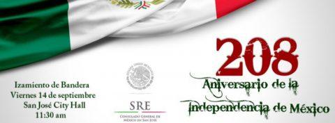 Consulado a tu lado: conmemoración de la Independencia de México