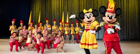 Disney On Ice celebrates 100 Years of Magic Llega al Área de la Bahía del 19 al 28 de octubre