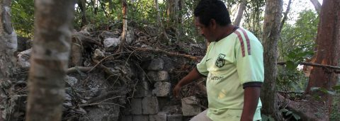 Mexico's Yucatan Peninsula holds still-undiscovered archaeological treasures