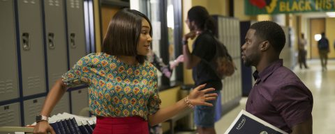 "Tiffany Haddish y Kevin Hart lideran la taquilla con ""Night School"""