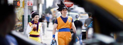 Se desata la locura por la ciencia ficción en el Comic Con de Nueva York