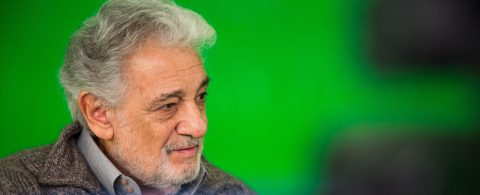 Placido Domingo stars in a film to help children with cancer