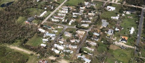 Death toll from Michael climbs to 11