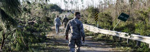 Rescue efforts continue in Florida amid Hurricane Michael devastation