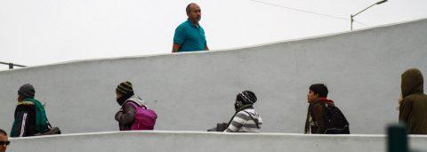 El Gobierno advierte a los hondureños que deben cumplir la ley para entrar a México