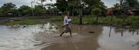 Death toll in Nicaragua rises to 14 after heavy rains