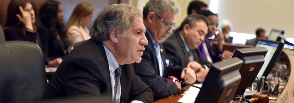 """CIDH, Almagro y 12 países avisan de un aumento de la """"represión"""" en Nicaragua"""