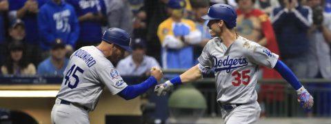 1-5. Bellinger y Puig, con sendos jonrones, ponen a Dodgers en Serie Mundial